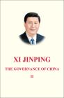 XI Jinping: The Governance of China Volume 2: [English Language Version] Cover Image