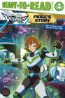 Pidge's Story (Voltron Legendary Defender) Cover Image