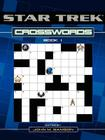 Star Trek Crosswords Book 1 Cover Image