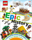 LEGO Epic History (Library Edition) Cover Image