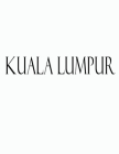 Kuala Lumpur: Black and White Decorative Book to Stack Together on Coffee Tables, Bookshelves and Interior Design - Add Bookish Char Cover Image