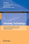 Semantic Technology: 9th Joint International Conference, Jist 2019, Hangzhou, China, November 25-27, 2019, Revised Selected Papers (Communications in Computer and Information Science #1157) Cover Image