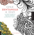 One Zentangle A Day: A 6-Week Course in Creative Drawing for Relaxation, Inspiration, and Fun (One A Day) Cover Image