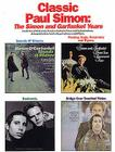 Classic Paul Simon - The Simon and Garfunkel Years (Paul Simon/Simon & Garfunkel) Cover Image