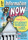 Information Now, Second Edition: A Graphic Guide to Student Research and Web Literacy Cover Image