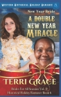 New Year Bride - A Double New Year Miracle: Western Historical Holiday Romance Cover Image