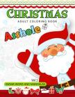 Christmas adults Coloring Book Vol.1: Swear word and Mandala 18+ (Swear Word Coloring Book #1) Cover Image