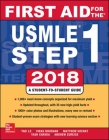 First Aid for the USMLE Step 1 2018, 28th Edition Cover Image