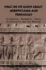 What Do We Know About Mesopotamia And Phoenicia? Sculptures, Monuments, Seals, Architecture And The Meaning: Mesopotamian Architecture Cover Image