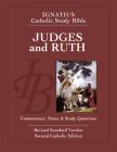 Judges and Ruth: Ignatius Catholic Study Bible Cover Image