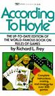 According to Hoyle: The Up-To-Date Edition of the World-Famous Book on Rules of Games Cover Image