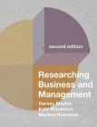 Researching Business and Management Cover Image