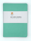 Dot Grid Journal - Turquoise Cover Image