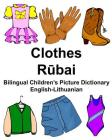 English-Lithuanian Clothes Bilingual Children's Picture Dictionary Cover Image