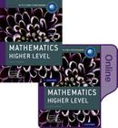 Ib Mathematics Higher Level Print and Online Course Book Pack: Oxford Ib Diploma Program Cover Image