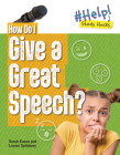 How Do I Give a Great Speech? Cover Image