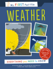My First Fact File Weather: Everything you Need to Know Cover Image