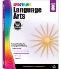 Spectrum Language Arts, Grade 8 Cover Image
