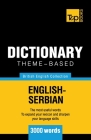 Theme-based dictionary British English-Serbian - 3000 words Cover Image