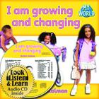 I Am Growing and Changing - CD + Hc Book - Package (My World) Cover Image