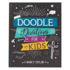 Doodle Devotions for Kids Softcover Cover Image