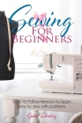 Sewing For Beginners Cover Image