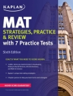 MAT Strategies, Practice & Review (Kaplan Test Prep) Cover Image
