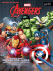 Learn to Draw Marvel's The Avengers: Learn to draw Iron Man, Thor, the Hulk, and other favorite characters step-by-step (Licensed Learn to Draw) Cover Image
