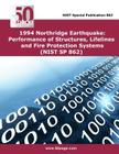 1994 Northridge Earthquake: Performance of Structures, Lifelines and Fire Protection Systems (NIST SP 862) Cover Image