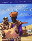 Telling God's Story Year 4 Student Guide and Activity Pages: The Story of God's People Continues Cover Image