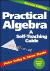 Practical Algebra: A Self-Teaching Guide (Wiley Self-Teaching Guides #110) Cover Image