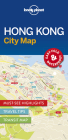 Lonely Planet Hong Kong City Map Cover Image