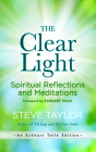 The Clear Light: Spiritual Reflections and Meditations (Eckhart Tolle Edition) Cover Image