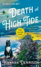 Death at High Tide: An Island Sisters Mystery (The Island Sisters #1) Cover Image