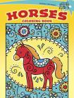Spark Horses Coloring Book Cover Image