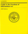 Guide to the Freedom of Information Act 2009 Cover Image