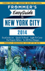 Frommer's EasyGuide to New York City [With Map] Cover Image
