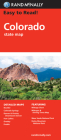 Easy to Read: Colorado State Map Cover Image
