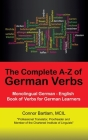 The Complete A-Z of German Verbs Cover Image