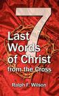 Seven Last Words of Christ from the Cross Cover Image