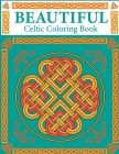 Beautiful Celtic Coloring Book: Celtic blessings & inspirations coloring book Cover Image