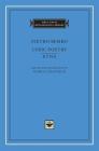 Lyric Poetry. Etna (I Tatti Renaissance Library #18) Cover Image