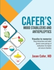 Cafer's Mood Stabilizers and Antiepileptics: Drug Interactions and Trade/generic Name Pairings of Medications for Bipolar and Seizure Disorders Cover Image