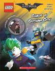 Chaos in Gotham City (The LEGO Batman Movie: Activity Book with Minfigure) Cover Image