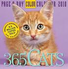 365 Cats Page-A-Day Calendar 2010 Cover Image