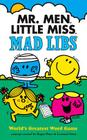 Mr. Men Little Miss Mad Libs (Mr. Men and Little Miss) Cover Image