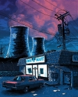 Night Falls on the Snpp: A Jigsaw Puzzle by Tim Doyle Cover Image