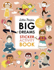 Little People, BIG DREAMS Sticker Activity Book: With 100 Stickers Cover Image