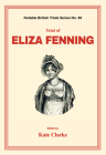 Trial of Eliza Fenning Cover Image
