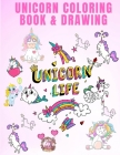 How to Draw Unicorns: How to Draw Unicorns Coloring Book for Girls - Coloring Book for Children- How to Draw Step by Step - Activity Book fo Cover Image